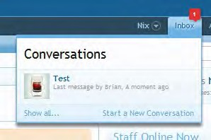 conversation respond dropdaown screenshot